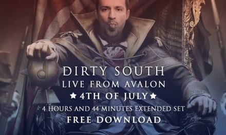 Dirty South Drops a 4444 Set on July 4th!