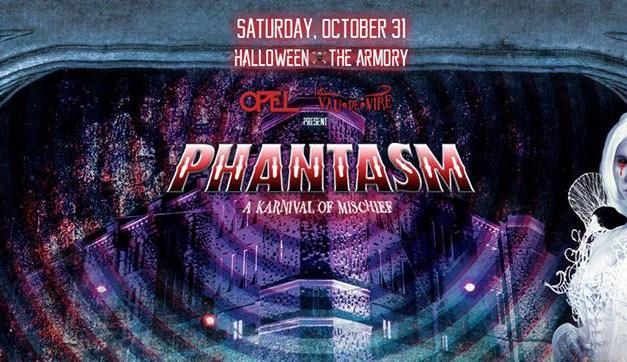 Win 2 VIP Tickets to Phantasm SF    EDM Identity