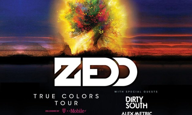 Contest: Win a Pair of Tickets to Zedd True Colors Tour in San Diego