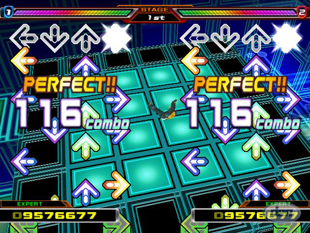 Dance Dance Revolution Screen1