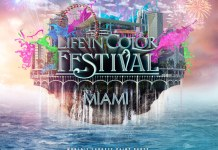 Life In Color Miami 2016 Miami LIC Miami