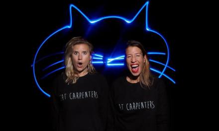 """Cat Carpenters Release Debut Single """"The Time Is Now"""" Featuring Bella Hay!"""