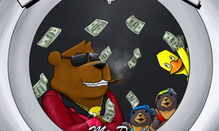 Bear Grillz EP Mo Honey Mo Problems Out April 22!