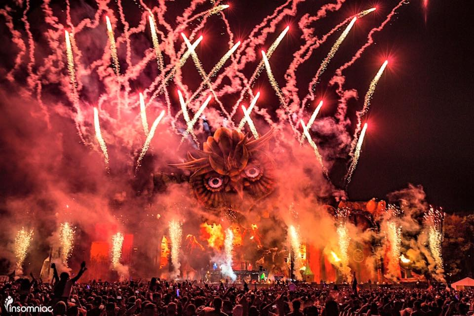 EDC New York 2016 Livesets