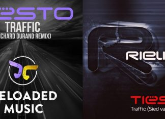 Tiesto Traffic Mix-Off