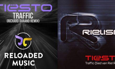 "Tiesto's ""Traffic"" Gets A Mix-Off!"