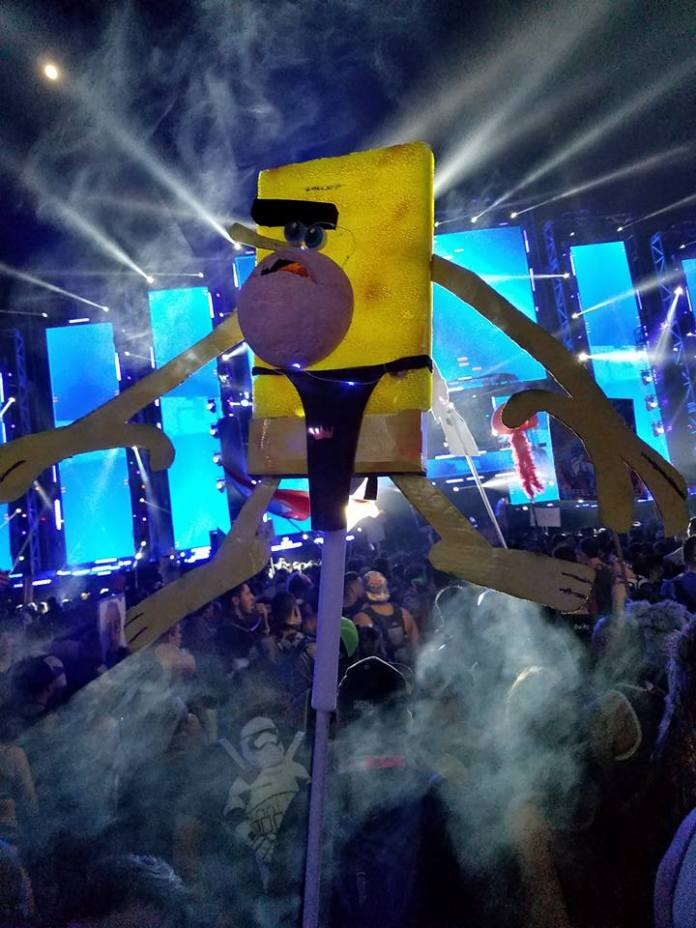 15 Of Our Favorite Totems From Edc Las Vegas 2016 Edm