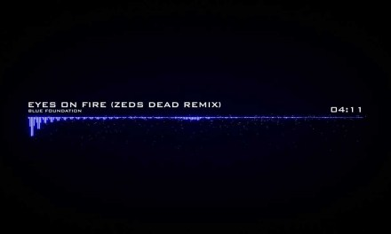 #TBT || Eyes On Fire (Zeds Dead Remix)