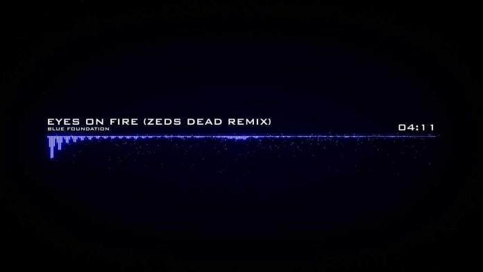Eyes On Fire (Zeds Dead Remix)