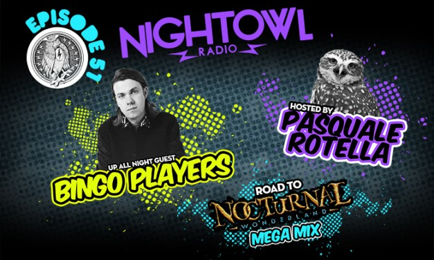 The Road To Nocturnal Mix On Night Owl Radio!