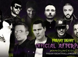 Freaky Deaky 2016 Afterparties