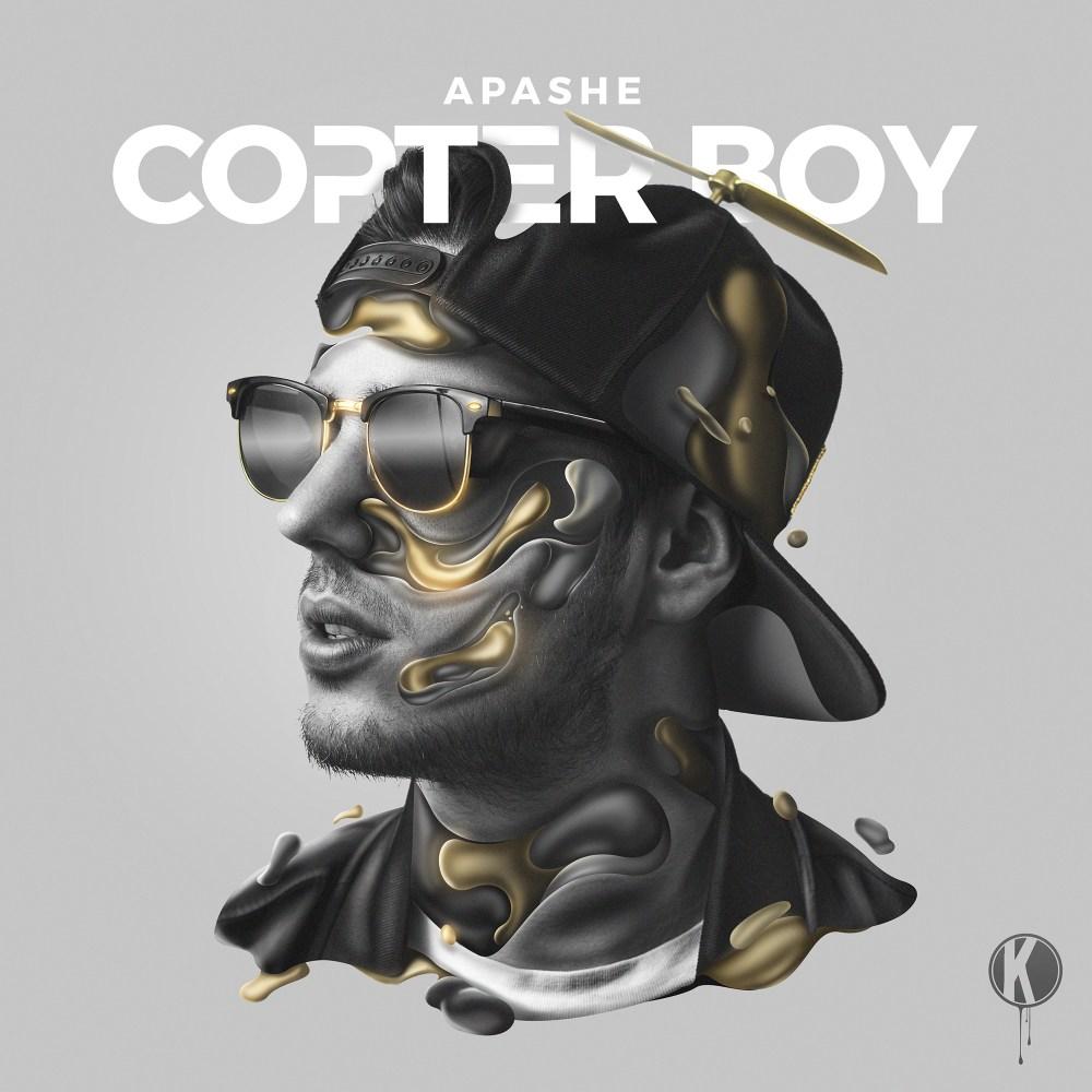 Album Review    Apashe – Copter Boy