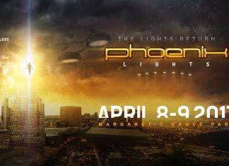 Phoenix Lights 2017