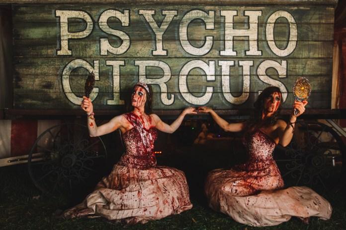 Escape: Psycho Circus