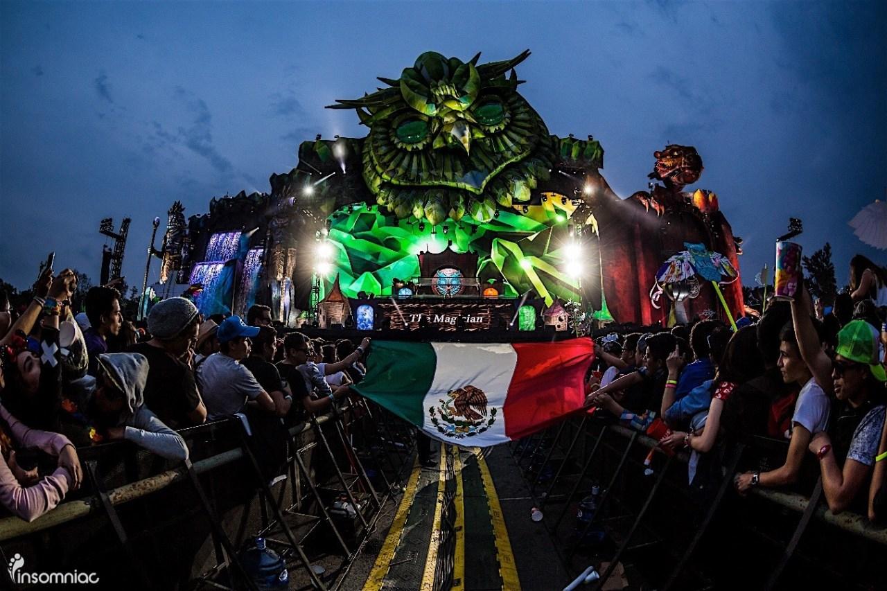 EDC Mexico 2017 || Lineup Announced!