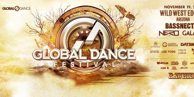 MLA Playlist    Global Dance Festival Arizona 2016