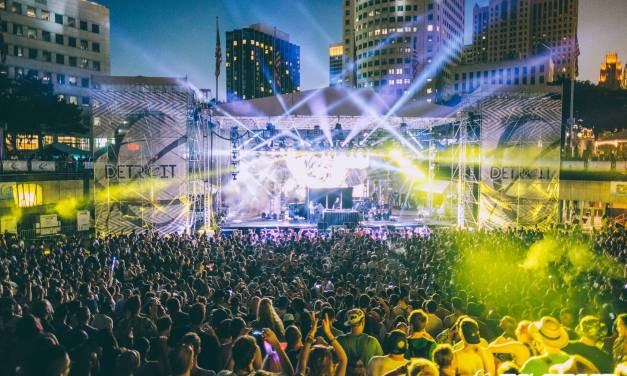 Movement Music Festival 2017    Phase 1 Lineup Released