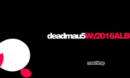 Album Review || deadmau5 – W:/2016ALBUM/