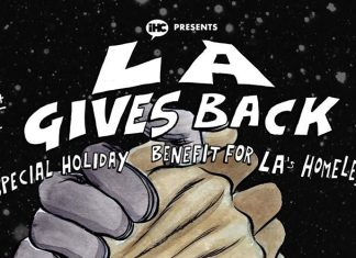 LA Gives Back