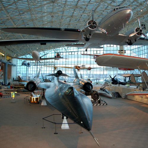 Museum Of Flight Seattle Resolution 2017