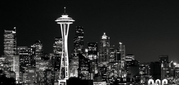 Seattle Skyline Resolution 2017