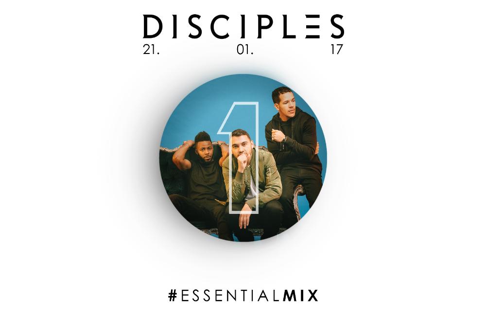Disciples Unveil Debut BBC Radio 1 Essential Mix!