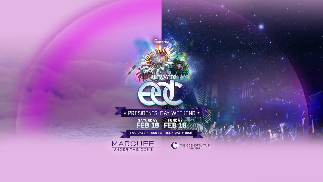 Halfway To EDC 2017 || Lineup Announced!