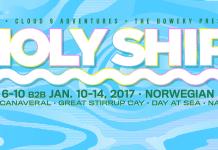Holy Ship! 2017