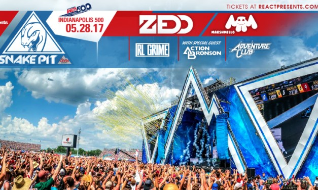 The Indy 500 Snake Pit Announces 2017 Lineup!
