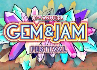 Gem & Jam Festival 2017 Banner