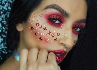 Crush SF Valentine's Makeup Inspirations