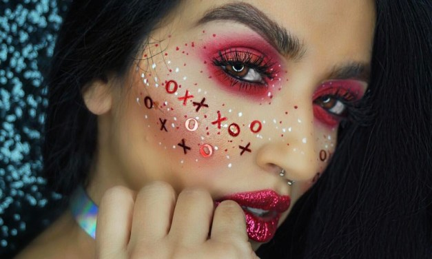 Crush SF 2017 || Valentine's Themed Makeup Inspirations
