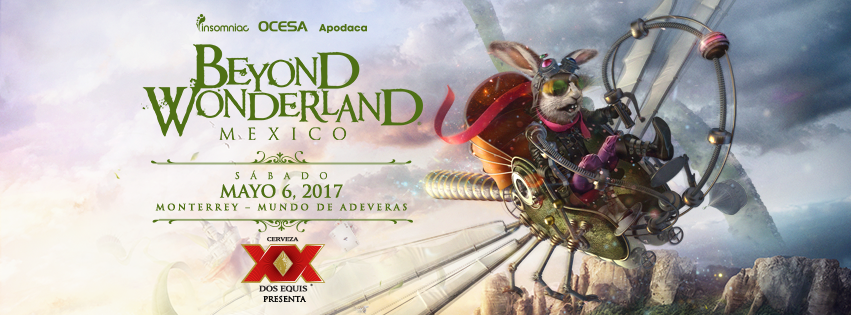 Insomniac Events Announces Beyond Wonderland Mexico 2017!