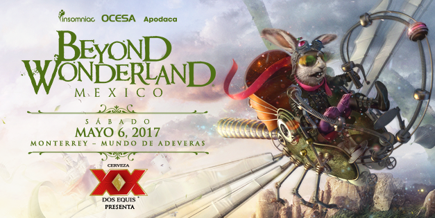 Beyond Wonderland Mexico 2017 || Lineup Announced!
