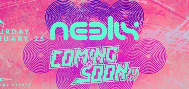 Neelix & Coming Soon!!! @ Avalon Hollywood || Preview & Giveaway