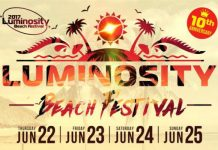 luminosity beach festival 2017