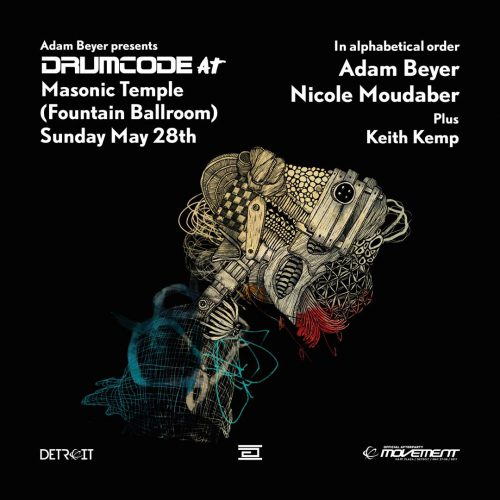 Drumcode Official #MovementDetroit 2017 Afterparty