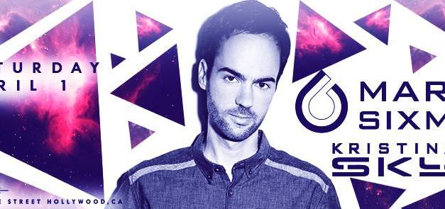 Mark Sixma and Kristina Sky @ Avalon Hollywood || Preview & Giveaway