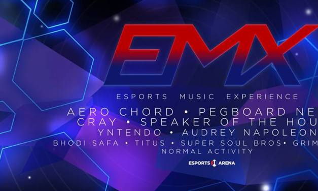 Esports Arena Announces Launch Of EMX: The Esports Music Experience!