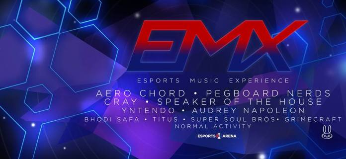 EMX Esports Music Experience