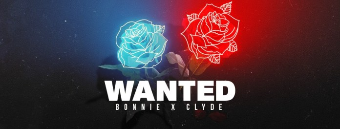 BONNIE X CLYDE Wanted EP