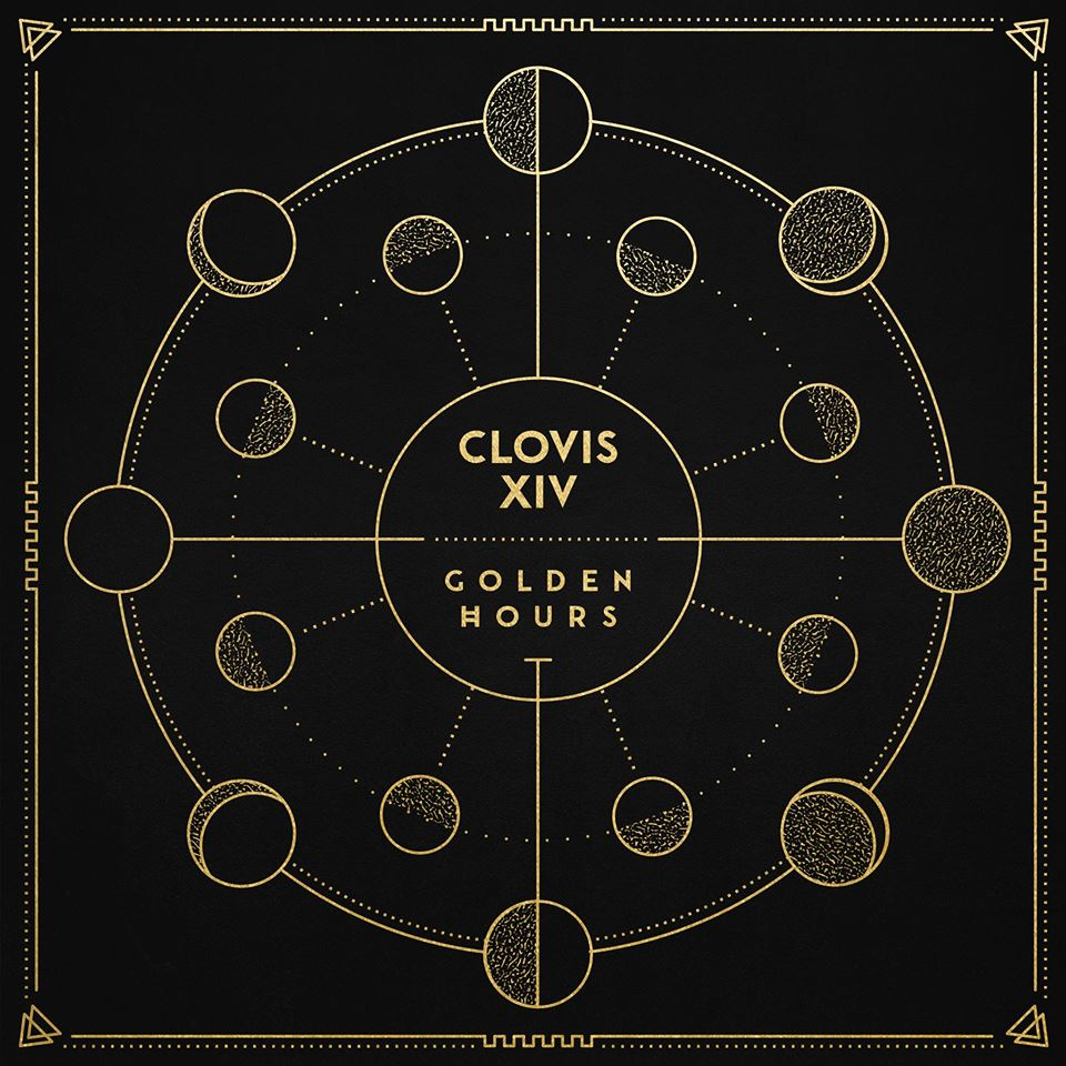 Clovis XIV Golden Hours EP Cover Art