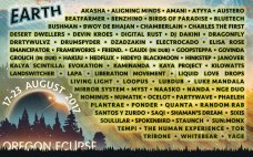 Oregon Eclipse 2017 Earth Lineup