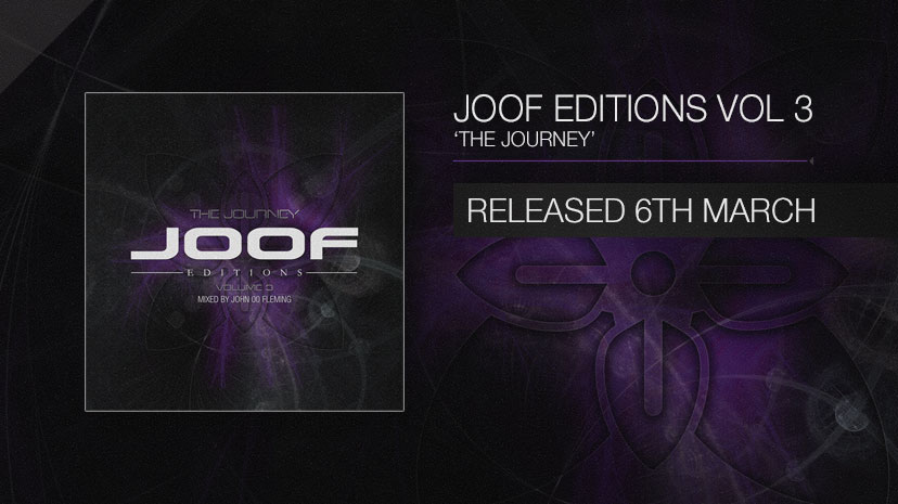 John 00 Fleming To Release 'The Journey – JOOF Editions Volume 3'!