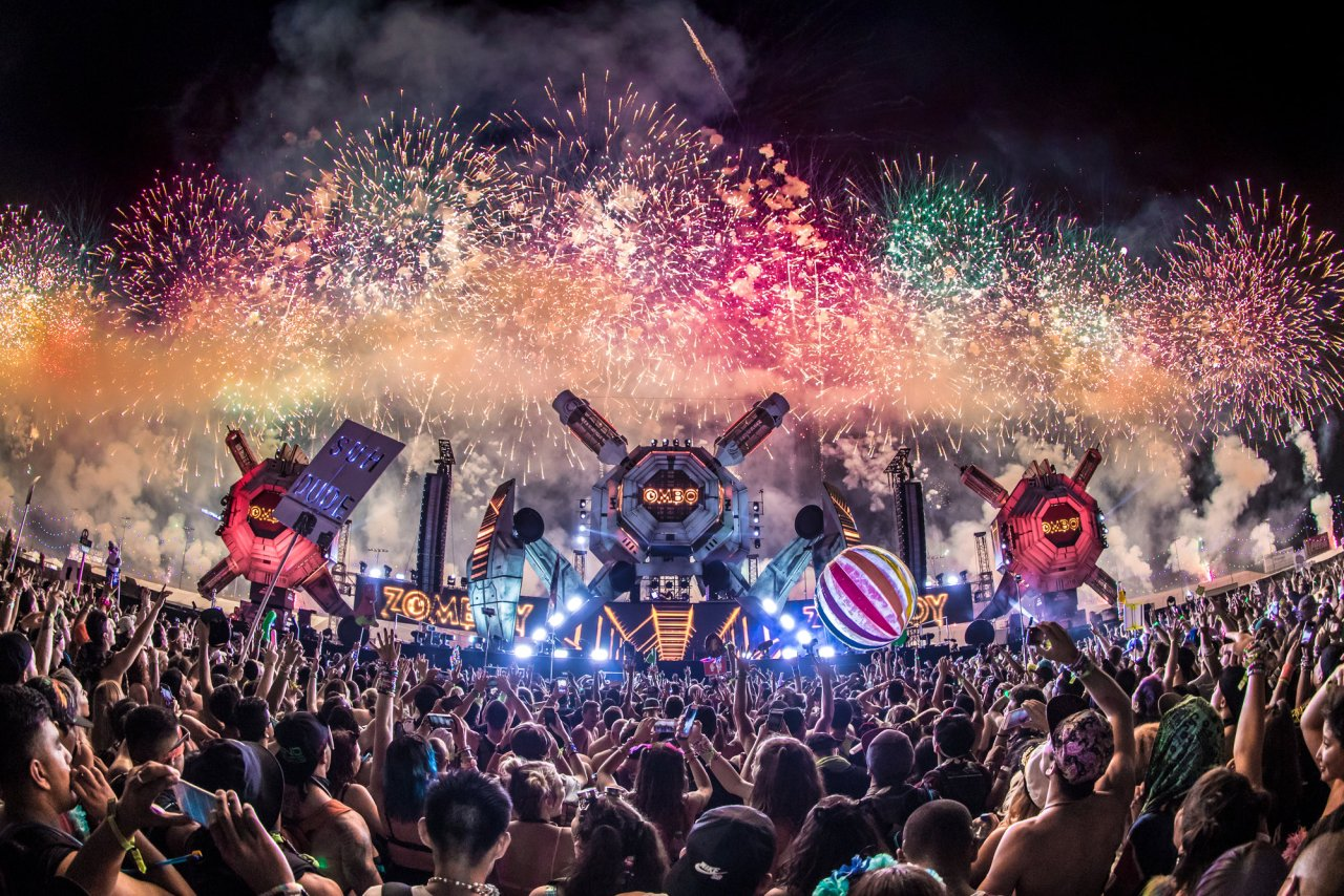 Bassrush To Host bassPOD Stage At EDC Las Vegas 2017!