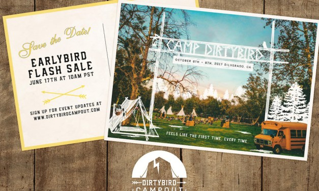 Dirtybird Campout 2017 || Dates & Venue Announced!