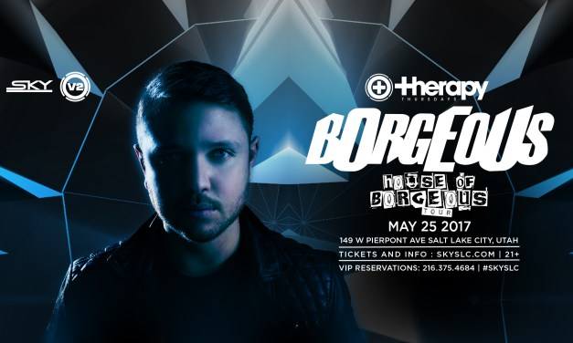 Borgeous @ Therapy Thursdays || Preview & Giveaway