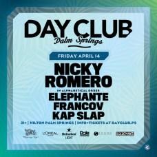 Day Club Palm Springs 2017