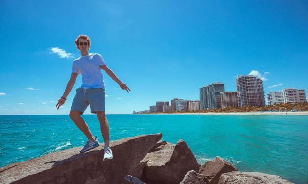 Hanging In Miami With Lost Frequencies
