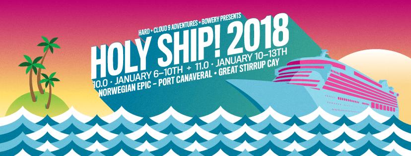 holy Ship! 18